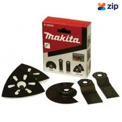 Makita B-30639- Cordless Multi-Cutter Blades Sanding Discs, Papers & Wheels