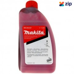 Makita HP-607 - 1L 2-Stroke High Performance Semi Synthetic Engine Oil