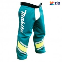 Makita P-76984 - Large Zip Up Chainsaw Chaps Chainsaw Accessories