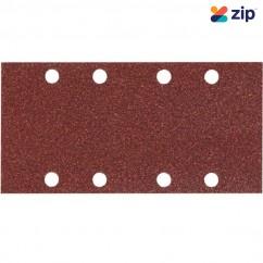 Makita P-31837 - 1/3 93 x 230mm 40 Grit Hook & Loop Orbital Sanding Sheets (Pack of 10)  Sanding Discs, Papers & Wheels