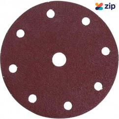 Makita P-31918 - 150mm 40 Grit Velcro Sanding Discs (Pack of 10) Sanding Discs, Papers & Wheels