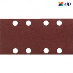 Makita P-33043 - 115x280mm 1/2 120 Grit Hook & Loop Sanding Sheets (Pack of 10) Sanding Discs, Papers & Wheels