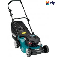 Makita PLM4623NP - 140cc 4 Stroke Petrol Mulch and Catch Lawn Mower Petrol Mower