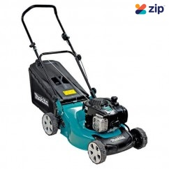 Makita PLM4624NP - 140CC Petrol Mulch and Catch Lawn Mower Petrol Mower