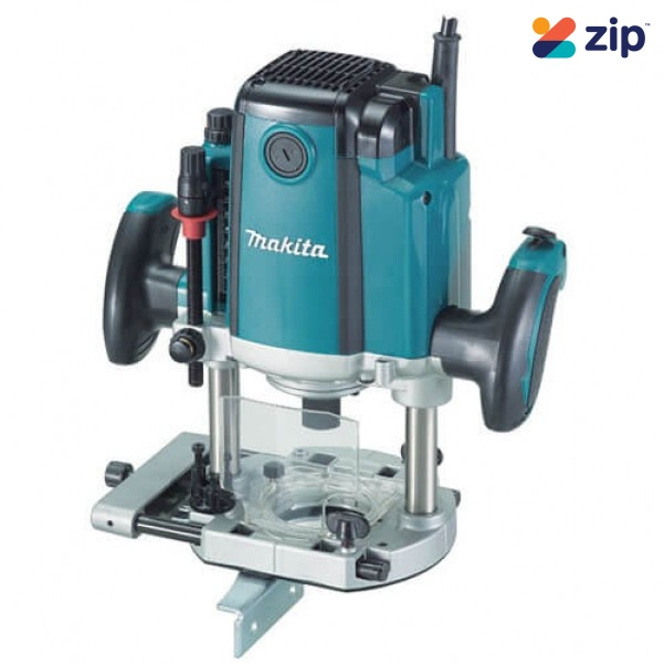 """Makita RP1800 - 240V 1850W 12mm 1/2"""" Plunge Router 240V Routers"""