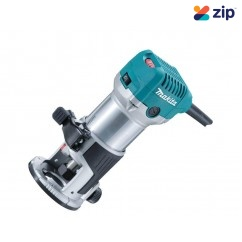 Makita RT0700CX - 240V 710W 6.35mm Router/Trimmer 240V Trimmers