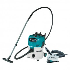 Makita SG1251J-VC30MX1 - 240V 125mm Wall Chaser M-Class Dust Extraction Combo Kit Wall Chasers