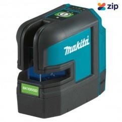 Makita SK105GDZ - 12V Max CXT CordlessGreen Cross Line Laser Skin Cross Line & Dot Lasers
