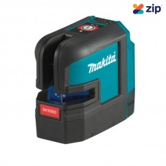 Makita SK106DZ - 12V Max Red 4-point Cross Line Laser Skin Cross Line & Dot Lasers