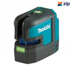 Makita SK106GDZ - 12V Max Green 4-point Cross Line Laser Skin Cross Line & Dot Lasers