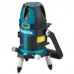 Makita SK209GDZ - 12V Max Li-Ion Cordless Green Multi Line Laser - Skin Only Laser Levels