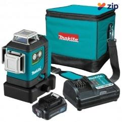 Makita SK700GDWA - 12V Max Green 3 x 360° Line Laser Kit