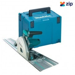 Makita SP6000JT - 240V 1300W 165mm Circular Plunge Saw With 1400mm Guide Rail 240V Circular Saws