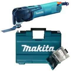 Makita TM3010CX4  - 240V 320W Lever Style Multi Tool