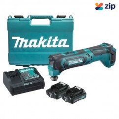 Makita TM30DSAE - 12V 2.0Ah MAX CXT Cordless Multi Tool Kit Cordless Multi-Tools