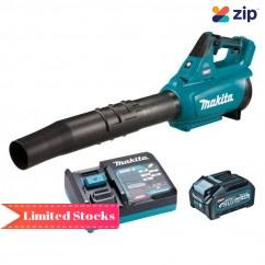 Makita UB001GM101 - 40V 4.0Ah Max Brushless Blower Kit