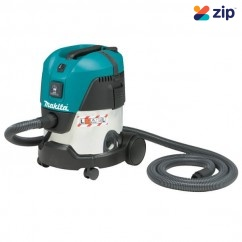 Makita VC2012L - 20L 1000W L-Class Dust Extractor/Vacuum Cleaner Dust Extractors for Power Tools
