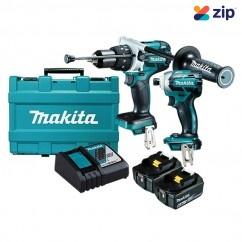 Makita DLX2092G - 18V 6.0Ah Li-Ion Mobile  Cordless Brushless 2 Piece Combo Kit Combo Kits 18v