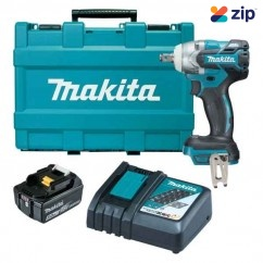 """Makita DTW285RT - 18V 5.0Ah Cordless Brushless 1/2"""" Impact Wrench Kit Impact Wrenches"""