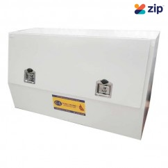 Mako TOB-SB1210 - 1210x448x668mm Steel White Truck Box Tool Boxes & Chests