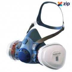 Maxisafe R7500- Maxiguard Silicone Half Face Mask L Breathing Apparatus
