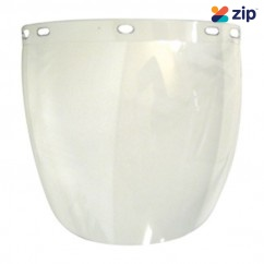 Maxisafe EHV434 - Clear Extra High Impact Replacement Visor Head, Eye & Ear protection