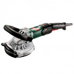 "Metabo RSEV 19-125 - 240V 1900W 125mm (5"") Renovation-Mill Concrete Grinder 603825710 Angle Grinders"