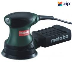 Metabo FSX 200 Intec - 240W 125mm Palm Grip Random Orbital Sander 609225190 240V Sanders - Random Orbital