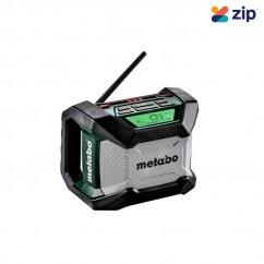 Metabo R 12-18 BT - 12V - 18V Cordless Bluetooth Digital Worksite Radio Skin 600777590 Radios/Speakers