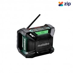 Metabo R 12-18 DAB+ BT - 12V - 18V Cordless Bluetooth Digital Worksite Radio Skin 600778590 Radios/Speakers