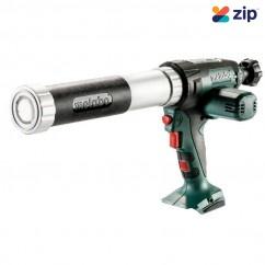 Metabo KPA 18 LTX 400 - 18V Cordless Caulking Gun Skin 601206850 Caulking Guns