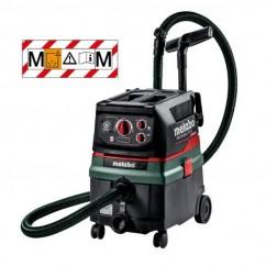 Metabo ASR 36-18 BL 25 M SC - 36V 25L M-Class Cordless Brushless Vacuum Cleaner Skin 602046850 Hazardous Materials Vacuums