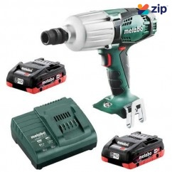 "Metabo SSW 18 LTX 600 4.0 K - 18V 1/2"" Impact Wrench 600Nm 4.0Ah LiHD Kit (AU60219840)"