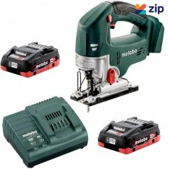 Metabo STA 18 LTX 4.0 K - 18V Jigsaw - D Handle 135mm 2700rpm 4.0Ah LiHD Kit (AU60229840)