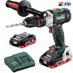 Metabo SB 18 LTX BL I 4.0 K - 18V Hammer Drill/Screwdriver 120Nm 4.0Ah Kit (602352690)