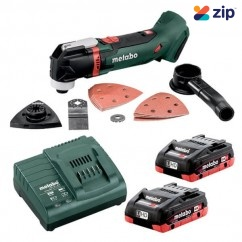 Metabo MT 18 LTX 4.0 K - 18V Multi-Tool 4.0Ah LiHD Kit (AU61302140)