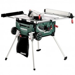 Metabo TS 36-18 LTX BL 254 - 18V 5000rpm Cordless Table Saw Skin 613025850