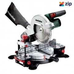 Metabo KS 18 LTX 216 - 18V 4200rmp Cordless Mitre Saw Skin 619000850