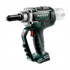 Metabo NP 18 LTX BL - 18V Cordless Blind Rivet Gun (619002890)