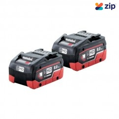 Metabo 8.0 LiHD TP - 18V 8.0Ah LiHD Battery Twin Pack AU32102800 Batteries