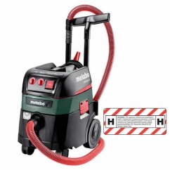 Metabo ASR35HACP - 240V 1400W 35L H-Class All Purpose Vacuum Cleaner 602059000