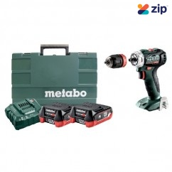 Metabo BS 12 BL Q PC 2.0 K - 12V 2.0Ah Cordless Brushless Drill/Screwdriver Kit AU60103920 Screwdrivers