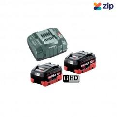Metabo 5.5 LIHD 145 KIT - 12-36V 5.5Ah ASC 145 Fast Charger Starter Kit AU62738105