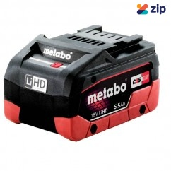 Metabo 5.5 LiHD - 18V 5.5Ah LiHD Battery Pack 625368000 Batteries & Chargers