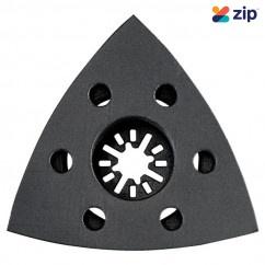 Metabo 626421000 - 93mm MT Triangular Hook And Loop Sanding Plate Metabo Accessories