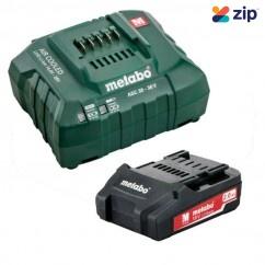Metabo HJA Power Pack - 18V 2.0Ah Battery/Charger Kit AU62546800A