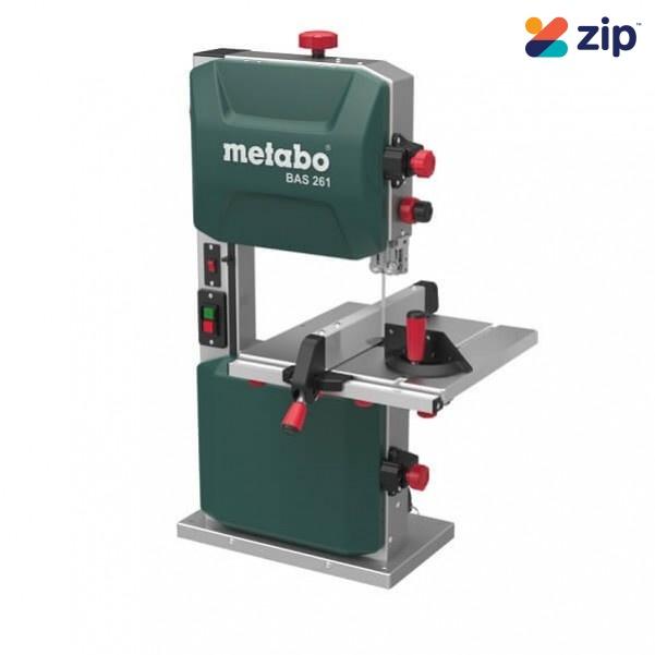 Metabo BAS 261 - 240V 400W Precision Band Saw 619008190 Bandsaws