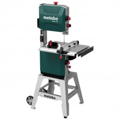 Metabo BAS 318 - 240V 900W 170mm Precision WNB Band Saw 619009190 Bandsaws