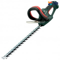Metabo AHS 18-55 V - 18V 530MM Cordless Hedge Trimmer Skin 600463850 Outdoor Power Equipment