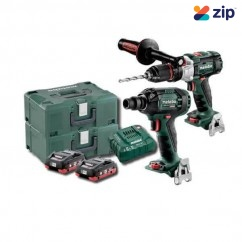 Metabo SB SSW 300 BL M HD 4.0 Kit - 18V 4.0Ah Brushless 2 Piece Combo Kit AU68901760